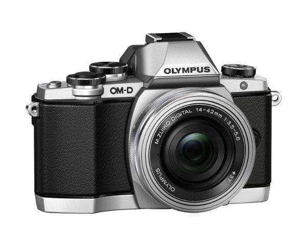 Cámara sin espejo Olympus O-MD E-M10