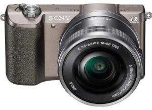 Cámara mirrorless Sony a5100