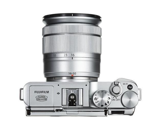 Cámara mirrorless Fujifilm X-A2