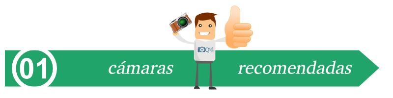Cámaras EVIL / mirrorless recomendadas