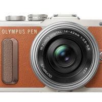 Olympus E-PL8. Cámara sin espejo