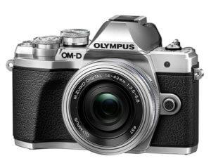 Olympus E-M10 - Cámara EVIL Sin espejo