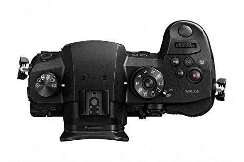 Panasonic Lumix GH5 - Controles