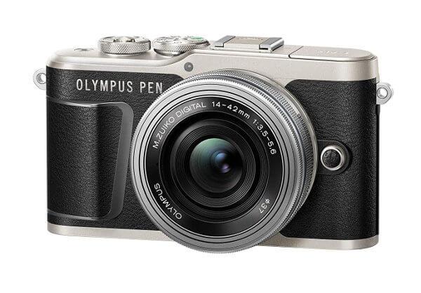 Cámara sin espejo Olympus E-PL9
