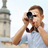 Mejores cámaras EVIL para viajar