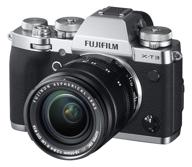 Fuji X-T3 Cámara APS-C de gama profesional