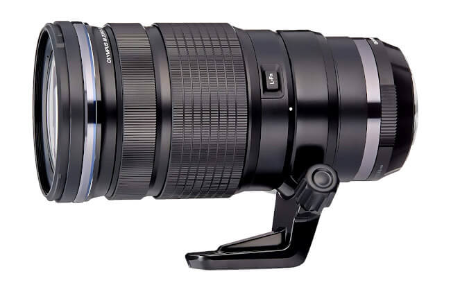 Objetivo Olympus 40-150mm f/2.8 PRO