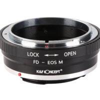 Adaptadores para objetivos con montura Canon FD / FL