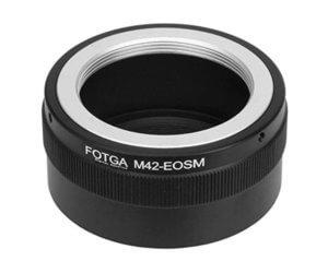Adaptador M42 a Canon EOS M