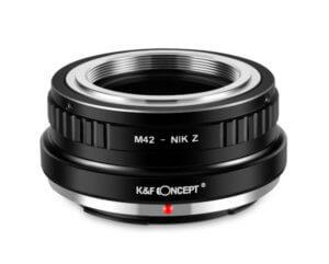 Adaptador M42 a Nikon Z