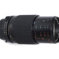 Objetivos antiguos de cámaras de película para fotografía Macro